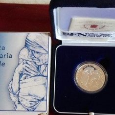 Moneda 10 Euro Vatican 2007 'World Mission Day'