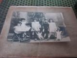 foto veche copiii cu papusi album 194