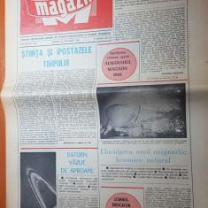 Ziarul magazin 22 noiembrie 1980-art. scrisoare din timisoara de adrian paunescu