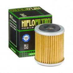 Filtru Ulei HF142 Hiflofiltro TM Racing Yamaha Cod Produs: MX_NEW HF142AU