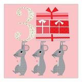 Felicitare - 3 Mice | Soul UK