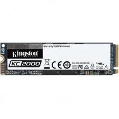 SSD KC2000, 250GB, M.2 2280, PCI-e