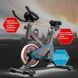 Bicicleta pentru fitness, Bicicleta indoor cycling, Max. 140