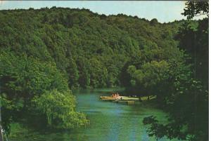 CPIB 15399 - CARTE POSTALA - LACUL MARGHITAS LAKE