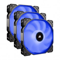 Ventilator carcasa Corsair Air Series AF120 LED Blue 2018 120mm Triple Pack