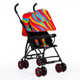 Carucior sport Billy Red Waves, Moni