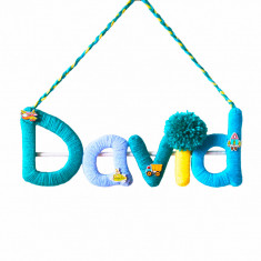 Nume personalizat David