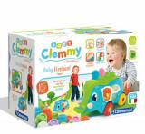 Soft Clemmy - Elefantel cu cuburi, Clementoni