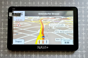 NAVIGATII GPS 7 HD  2020,SPECIAL CAMION - Primo TRUCK, 256RAM, 16GB,845MHz,NOU.