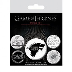 Insigna - Game Of Thrones Winter Is Coming | Pyramid International