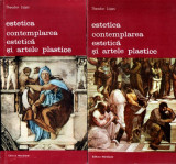 Estetica, contemplarea estetică şi artele plastice (2 vol.)