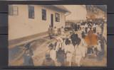 Carte Postala Romania WW1 - Duminica la Biserica, Necirculata, Fotografie
