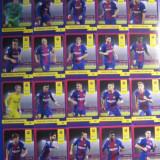 Set complet cartonase Barcelona 2018 [Nesquik]