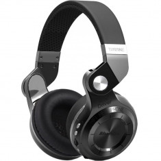 Casti Wireless T2+ Negru