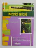 SCOALA DE ARTE SI MESERII . CALIFICARE PROFESIONALA : LUCRATOR IN MECANICA AGRICOLA , MANUAL PENTRU CLASA A X - a de AUREL CIOCIRLEA - VASILESCU ... I