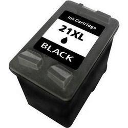 Cartus HP 21XL compatibil, negru foto