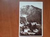 Poiana lui Stalin ( Poiana Brasov ) - Vedere spre Postavaru - circulata 1952, Fotografie