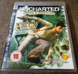 Uncharted Drake's Fortune, Ps3, original, alte sute de titluri, Actiune, 16+, Single player, Sony