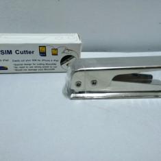 Cleste pentru taiat cartela SIM in MicroSIM , cutter cartele