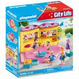Set de Constructie Magazin de Moda pentru Copii, Playmobil