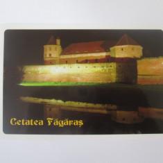 Carte postala necirculata cetatea Făgăraș