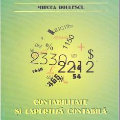 MIRCEA BOULESCU - CONTABILITATE SI EXPERTIZA CONTABILA