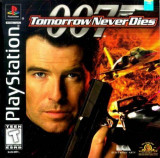 Joc PS1 007: Tomorrow Never Dies