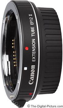 Canon EF 12 II- tub extensie /macro (12mm) pentru obiective EF si EF-S foto