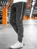 Pantaloni de trening grafit Bolf JX1058