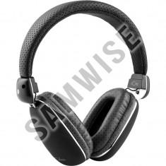 Casti Somic Senicc iC16 Black, microfon omnidirectional, cablu detasabil