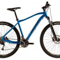 Bicicleta MTB Devron Riddle M3.7, Cadru L 490mm, Roti 29inch, 27 viteze, Frane hidraulice pe disc (Albastru)