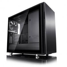 Carcasa Fractal Design Define R6 USB-C Blackout Tempered Glass