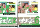 Matematica pentru clasa a 6 a - Dan Zaharia ( 2 volume )