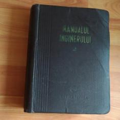 MANUALUL INGINERULUI -VOL2-CONF. ING DAVIDESCU ALEXANDRU SI ALTII