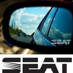 Stickere oglinda ETCHED GLASS - SEAT (set 3 buc.)