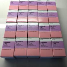 ZYMAFLUOR 1 mg, 100 tablete - MEDA Pharm GmbH, Austria - valabilitate 12.2020