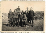 Fotografie vanatori munte romani 1943 Fagaras al doilea razboi mondial