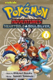 Pokemon Adventures: HeartGold & SoulSilver, Volume 1