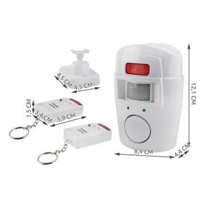 Detector De Miscare Cu Alarma Incorporata