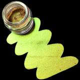 Cumpara ieftin Pigment PK76(bej-auriu-verde) Duochrome pentru machiaj Kajol Beauty, 1g