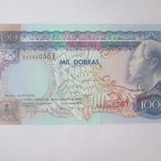 Cumpara ieftin Sao Tome e Principe 1000 Dobras 1993,bancnotă necirculată