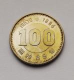 Japonia - 100 Yen 1964 - Olimpiada Tokio - Argint (L9), Asia