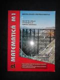 ILIE PETRE IAMBOR - MATEMATICA M1 clasa a XII-a, CICLU SUPERIOR AL LICEULUI