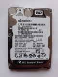 Hard disk HDD laptop Western Digital Black 250GB SATA WD2500BEKT, 200-299 GB, 7200, SATA2