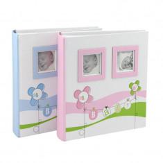 Album foto Lucky Baby, 29x32 cm, 60 pagini albe, coperta personalizabila