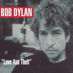 Bob Dylan Love And Theft Lp 2017 (2vinyl)