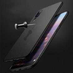 Husa protectie Huawei P20, ultra subtire, negru