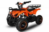 Mini ATV electric pentru copii NITRO Torino Quad 800W 36V Portocaliu