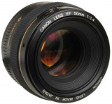Cumpara ieftin Obiectiv Canon EF 50mm f/1.4 USM