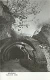 AMS# - VEDERE ADA-KALEH CAZEMATELE CETATII NECIRCULATA, alb-negru, Fotografie, Europa